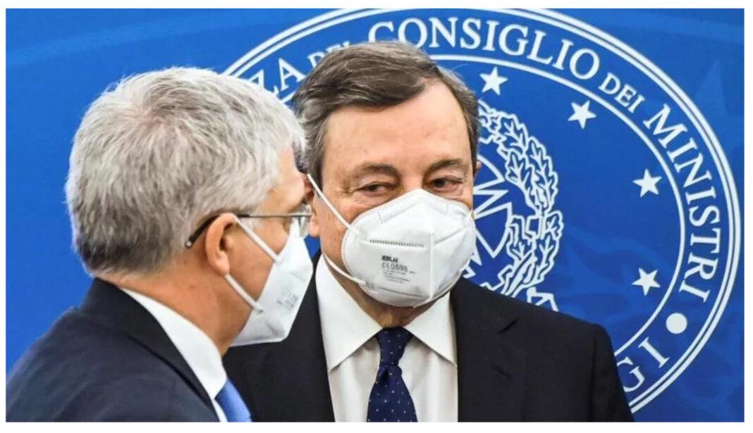 Draghi franco